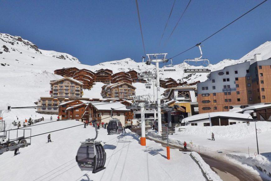 Otwarcie sezonu narciarskiego – Val Thorens-Orelle