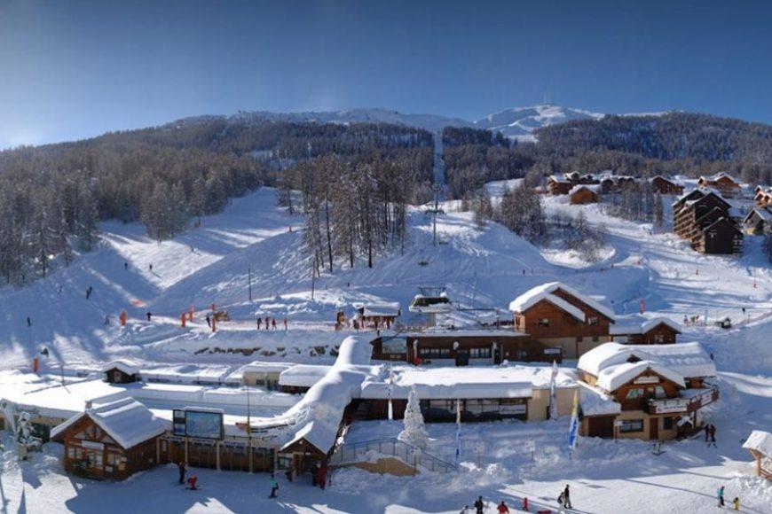 Wyjazdy narciarskie – Francja – Puy Saint Vincent.